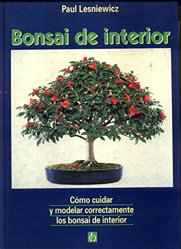 BONSAI DE INTERIOR. (GRAN FORMATO): BONSAI IM HAUS por PAUL LESNIEWICZ