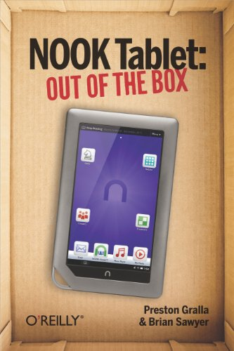 NOOK Tablet: Out of the Box (English Edition) eBook: Preston ...