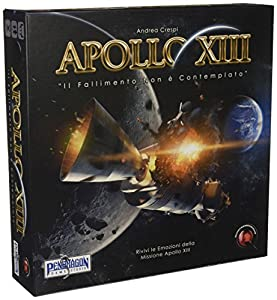 Asterion 0391-Juegos Apollo XIII, edición Italiana