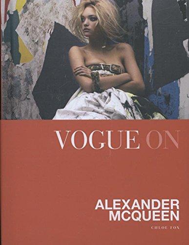 Vogue on: Alexander McQueen (Vogue on Designers) por Chloe Fox