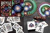 Bicycle Poker - Fireworks