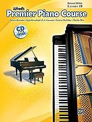 Premier Piano Course: Lesson 1B --- Piano - Alfred --- Alfred Publishing
