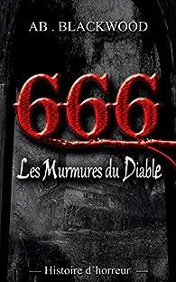 Les Murmures Du Diable Histoire D Horreur Babelio