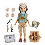 Muñeca Lottie LT053 Arqueóloga - Colección Oro