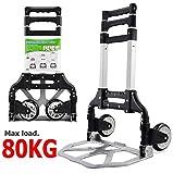 Schwerlast-Sackkarre/Transportwagen, klappbar, belastbar bis 80 kg