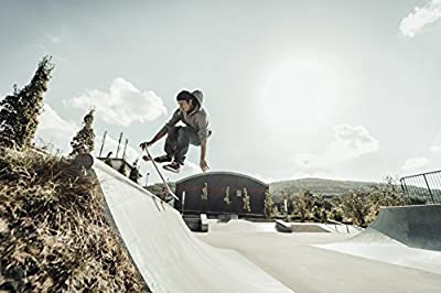 HUDORA Skateboard Eagle Instinct - Skateboarding, 12162