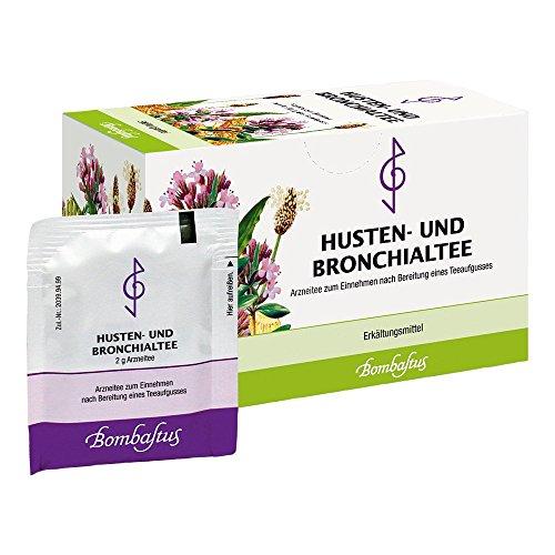 HUSTEN- UND BRONCHIALTEE 20X2 g