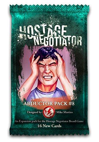 Hostage Negotiator Abductor Pack #8
