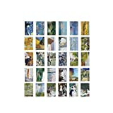 Kunst-Art-Gruß-Karten der Postkarten-30
