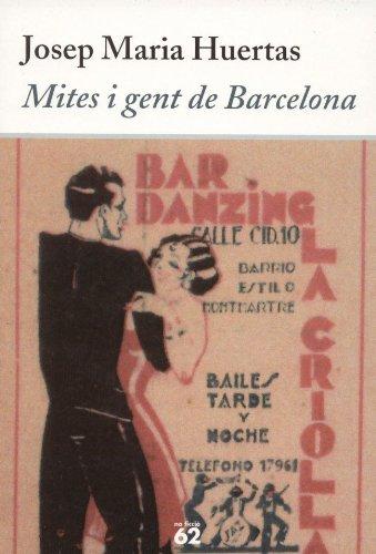 Mites i gent de Barcelona (No Ficció) (Catalan Edition)