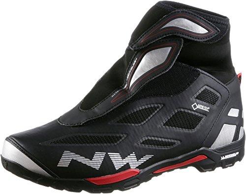 NORTHWAVE Northwave X-Cross GTX Winter MTB Trekking Fahrrad Schuhe schwarz 2018: Größe: 40