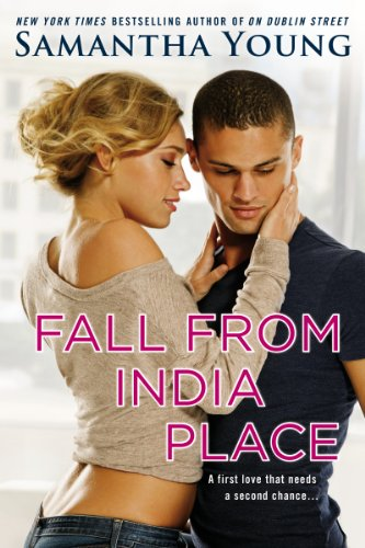 Fall From India Place (On Dublin Street Book 4) (English Edition)