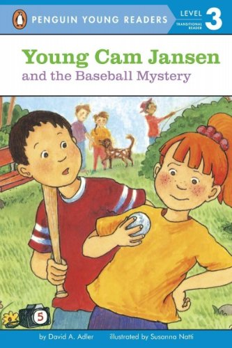 Young Cam Jansen and the Baseball Mystery[ YOUNG CAM JANSEN AND THE BASEBALL MYSTERY ] By Adler, David A. ( Author )Mar-19-2001 Paperback