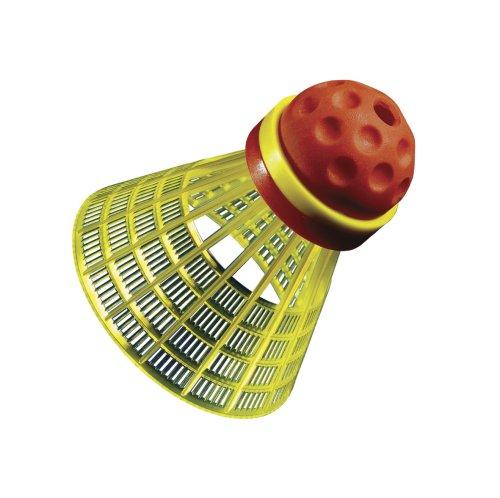 Preisvergleich Produktbild Speedminton® Speedertube MATCH, gelb/rot