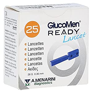 GLUCOMEN READY Lancets 25 St Lanzetten