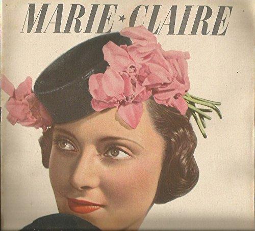 Marie-Claire ( Revue mode, beauté, maison, art de vivre …. ) n°65 du 27/05/1938 par  collectif (Journal)
