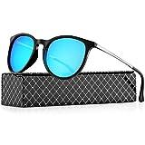 PROKING Gafas de Sol mujer hombre Polarizadas Retro Estilo gafas UV400 gafas de sol Gafas Vintage del Metal de Moda