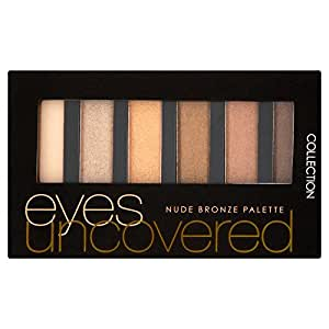 COLLECTION Eyes Uncovered Palette, Nude Bronze