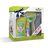 Geschenkeset bestehend aus 1 Stck.Furminator Hund S kurzhaar und 1 Stck. Waterless Spray und 1 Stck. Handtuch