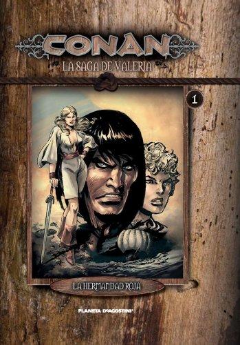 Conan La saga de Valeria nº 01/03