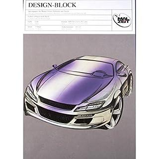 Design-Block A4, 70g, 75 Blatt