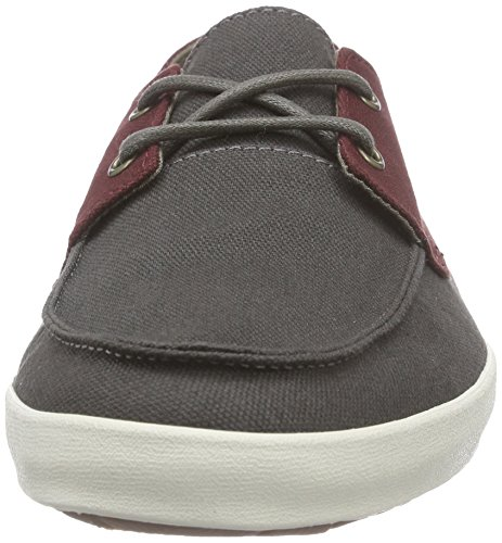 Reef REEF DECKHAND LOW MAROON/CHOCOLAT, chaussures bateau homme Multicolore - Mehrfarbig (MAROON/CHOCOLAT / MCH)