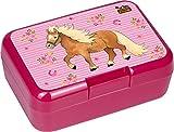 Butterbrotdose Mein kleiner Ponyhof (neue Form)