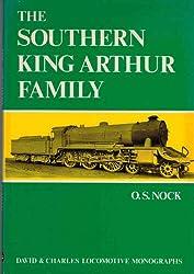 Southern King Arthur Family ([David & Charles locomotive monograph])