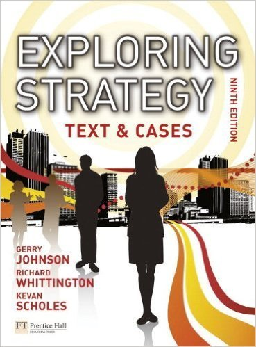 GTB Shopping London: Exploring Strategy Text & Cases Plus MyStrategyLab and The Strategy Experience Simulation