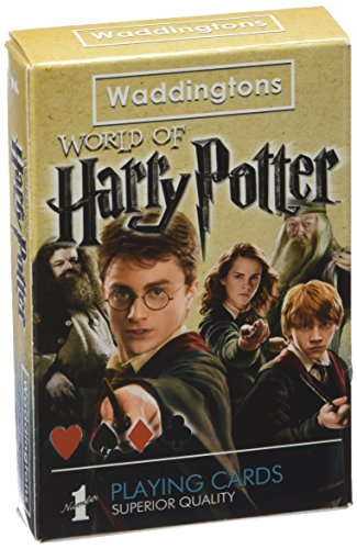 World Of Harry Potter Playing Cards - Cards - Winning Moves By Waddingtons