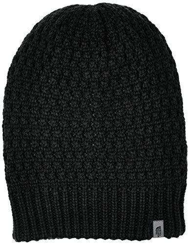 The North Face Shinsky Beanie - Gorro unisex, color negro, talla OS