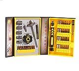 MTTLS Schraubendreher-Sets 47 in 1 Mehrzweck-Magnet-Präzisions-Reparatur-Tool Kit Handys, Computer, Haushaltsgeräte-Reparatur