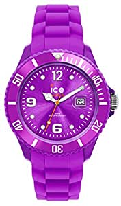 Ice-Watch Sili Forever Purple Unisex Silicone Watch SI.PE.U.S