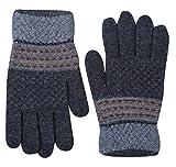 #8: Zacharias Men's Woolen Gloves 5588-grey