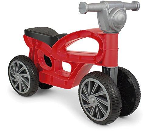 Chicos - Correpasillos mini custom, color rojo (Fábrica de Juguetes 36006)