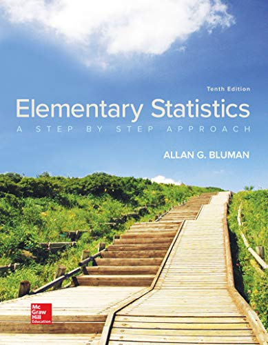 Elementary Statistics: A Step By Step Approach (English Edition)
