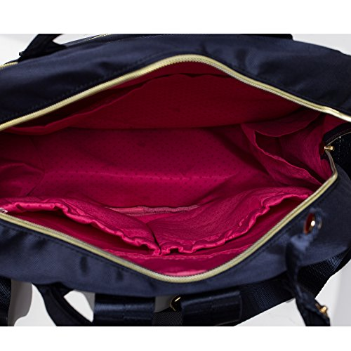Barbie Sport Shule OL reisen Alltag Hand- Rück Tasche BBBP180.01A Blau