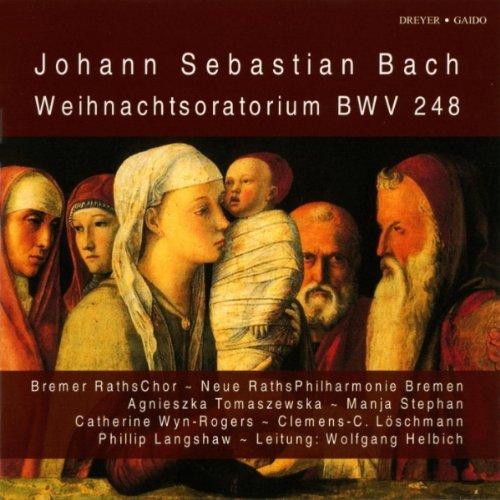 Christmas Oratorio, BWV 248: Part II: Aria: Schlafe mein Liebster (Alto)