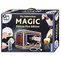 KOSMOS-698805-Zauberschule-Magic-Deluxe-Plus KOSMOS 698805 – Zauberschule Magic Deluxe Plus -