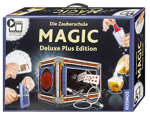 KOSMOS-698805-Zauberschule-Magic-Deluxe-Plus
