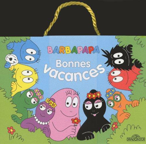 Barbapapa - Valisette Bonnes Vacances
