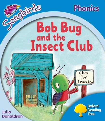Bob Bug and the Insect Club