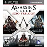 PS3 Assassins Creed ezio Trilogy