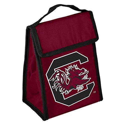 FOCO NCAA Lunchtasche, Unisex, College Big Logo Velcro Lunch Bag, Team Color, Einheitsgröße (Lunch Bag-teams)