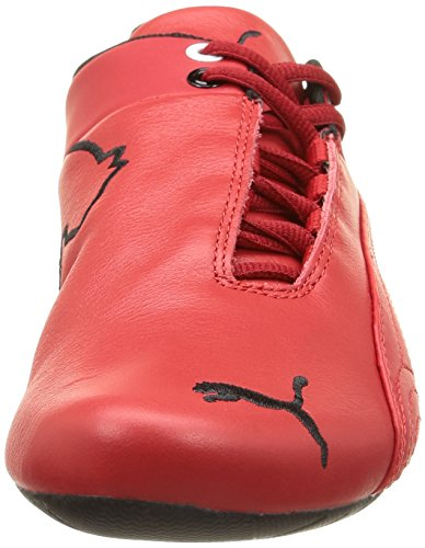 Puma Future Cat Leather Sf -, Baskets Basses mixte adulte Rouge (Rosso)