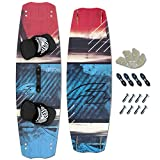 CROSSOVER KITEBOARD 2017 ~ F2 TRICK 141 x 41 CM + F2 PADSET + FINNEN + HANDLE