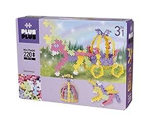 Plus Plus 220 Piezas Cuento De Hadas 3 En 1 (CEFA Toys 01209)