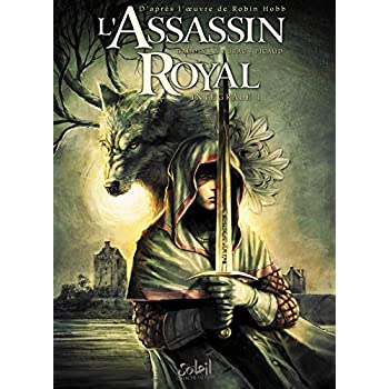 Intégrale L'assassin royal T01 à T04