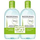 Bioderma Sebium H2O Micelle Solution 2 x 500ml