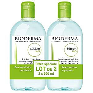 Bioderma Sebium H20 Solution Micellaire Set Cosmética – 1 Pack
